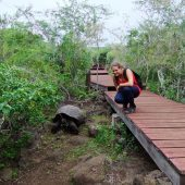 Conservation Work in The Galapagos Islands