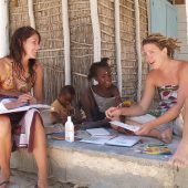 Join award winning volunteering organisation Blue Ventures in Madagascar