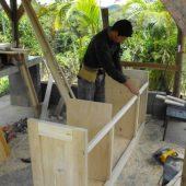 Woodworking and Landscaping in Costa Rica