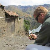 GIS Field Research in Peru
