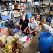Support expeditions as a Logistics Coordinator in Borneo, Costa Rica & Nicaragua and Tanzania
