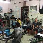 Support for businesses in Siem Reap