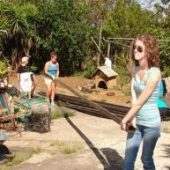 Volunteer in Costa Rica with Love Volunteers Construction Program