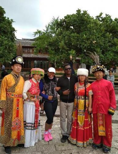 TEFL teaching group in China