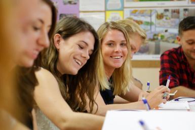 TEFL teachers in Spain