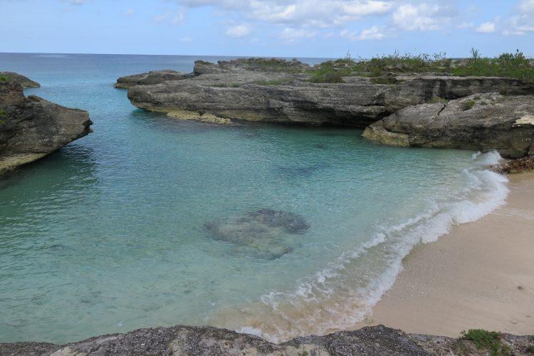 Cocodrilo coast Cuba