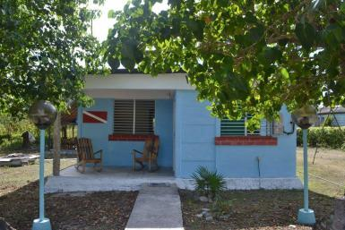 House of local family in Cocodrilo