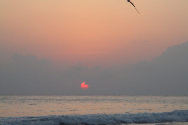 Sunset Cousin Island