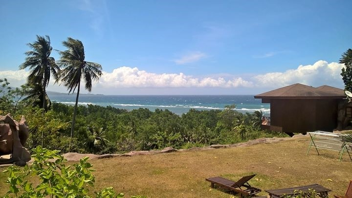 View of Lembeh Island