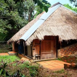 Volunteer bungalow