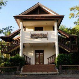 Volunteer house front