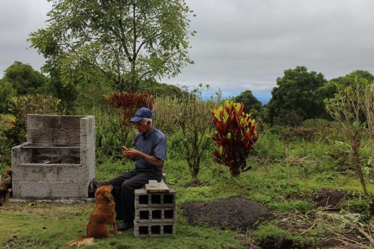 Sustainable agriculture in Galapagos