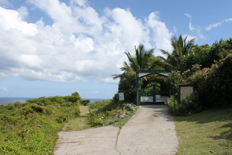 Botanical Garden in St Eustatius