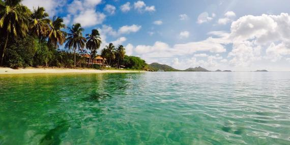 Carriacou scenery conservation trip