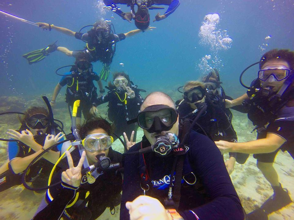 Caribbean Reef Buddy Diving Project, Carriacou, West Indies