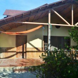 Galapagos volunteer house