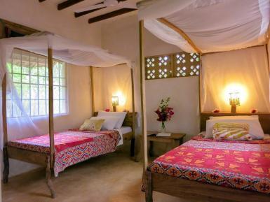 Volunteer rooms in Watamu