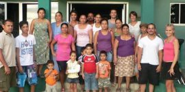 Homestay lodging in Ostional for volunteers