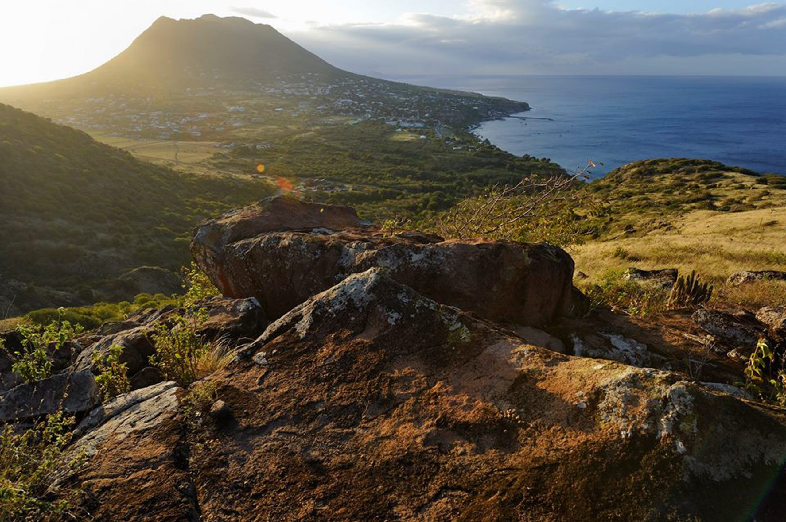 Statia Conservation Volunteer Project, St. Eustatius, Caribbean