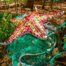 Starfish Sculpture