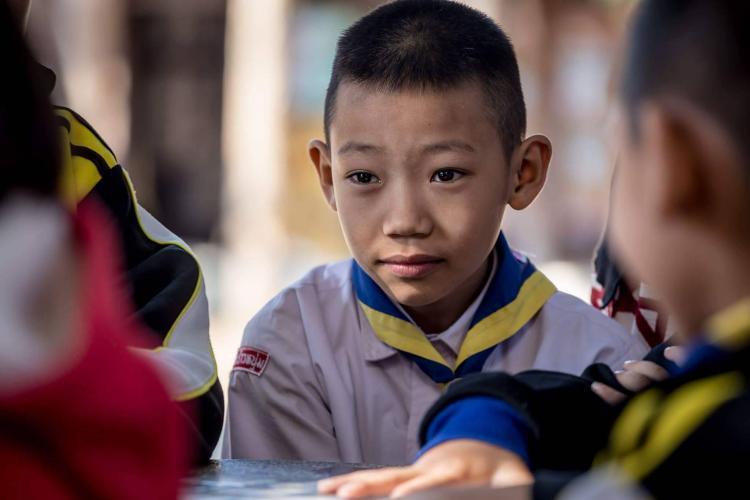 Thailand School Student