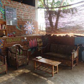Volunteer house living room