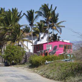 Volunteer house in Galapagos, Ecuador