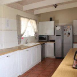 Volunteer kitchen in South Africa