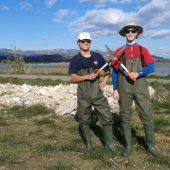 Conservation Volunteering Project, Spain