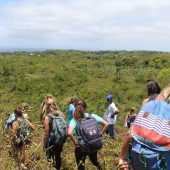 Ecotourism Volunteer Project, Galapagos