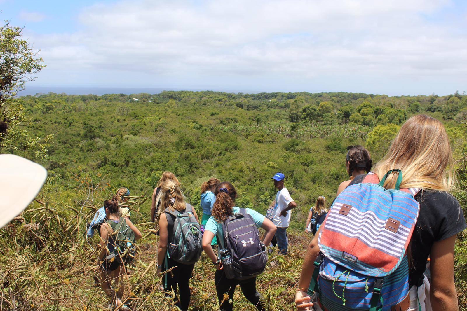 Ecotourism Volunteer Project, Galapagos