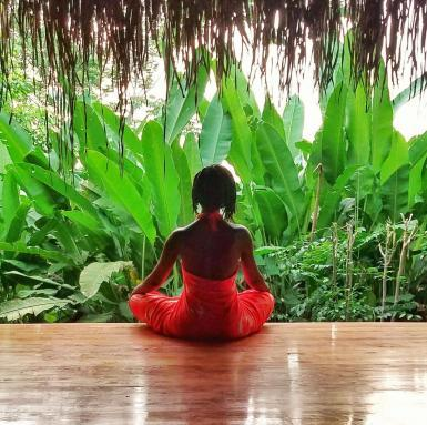 Yoga classes in Costa Rica