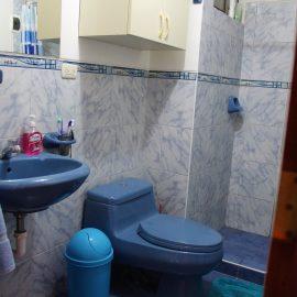 Host family bathroom