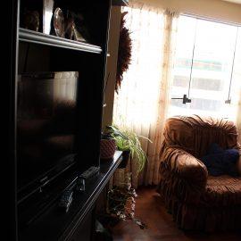 Host family living room