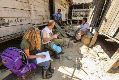 Medicinal Plants Interview with local