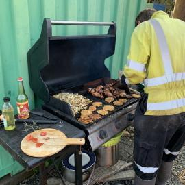 BBQ in New Zealand