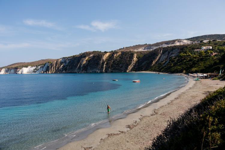Beach in Argostoli