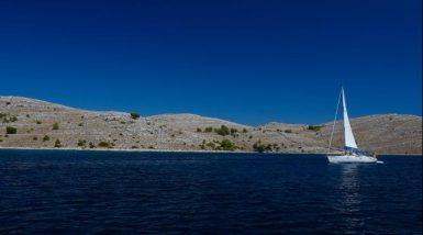 Beautiful scenery in Croatia