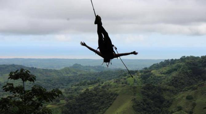 Canopy tour Costa Rica