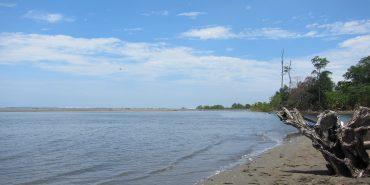 View of Playa Tortuga beach