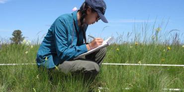 Volunteering with Nature Conservancy