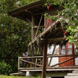 Nature reserve in Ecuador