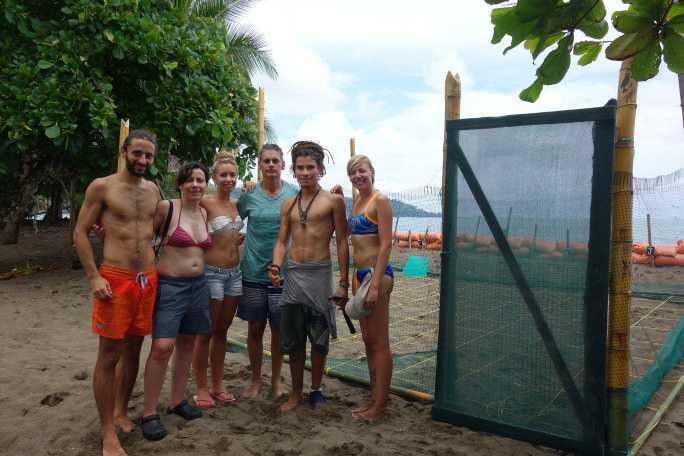 Volunteer Playa Rincon