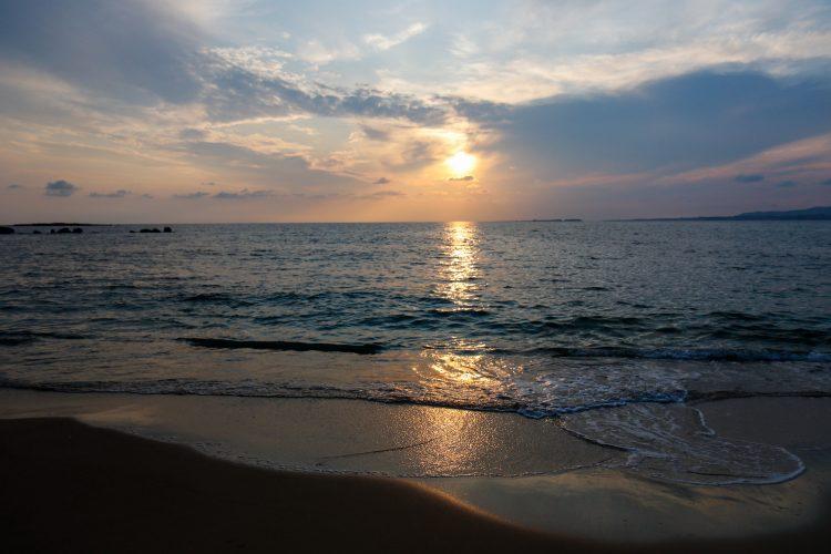 Sunset in Argostoli