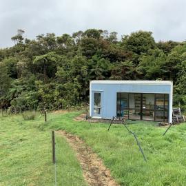 Volunteer lodging in New Zealand