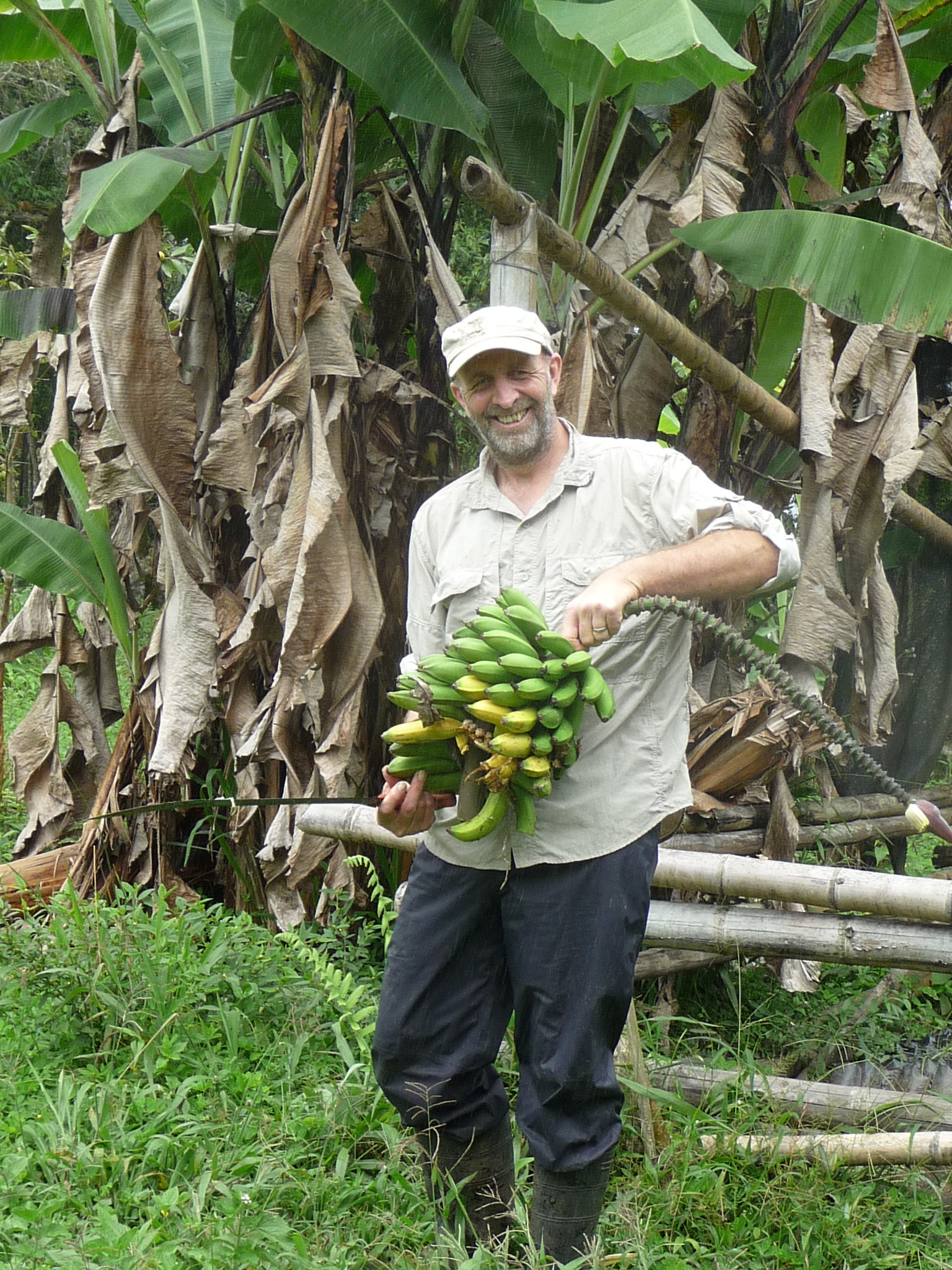 Cloud Forest Travelling, Volunteering and Learning Programme, Ecuador