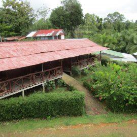 Volunteer lodging in Costa Rica