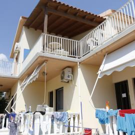 Volunteer house in Greece
