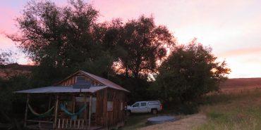 Volunteer house in Zumwalt