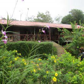 Volunteer lodging in Costa Rica Pacific Coast